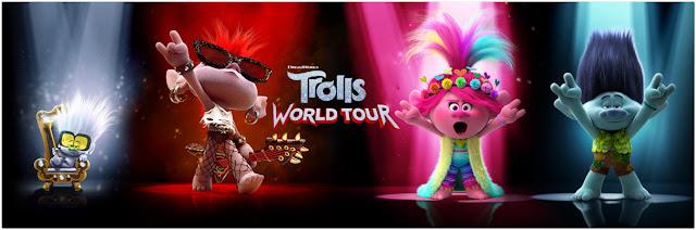 Trolls World Tour (2020) Release Date