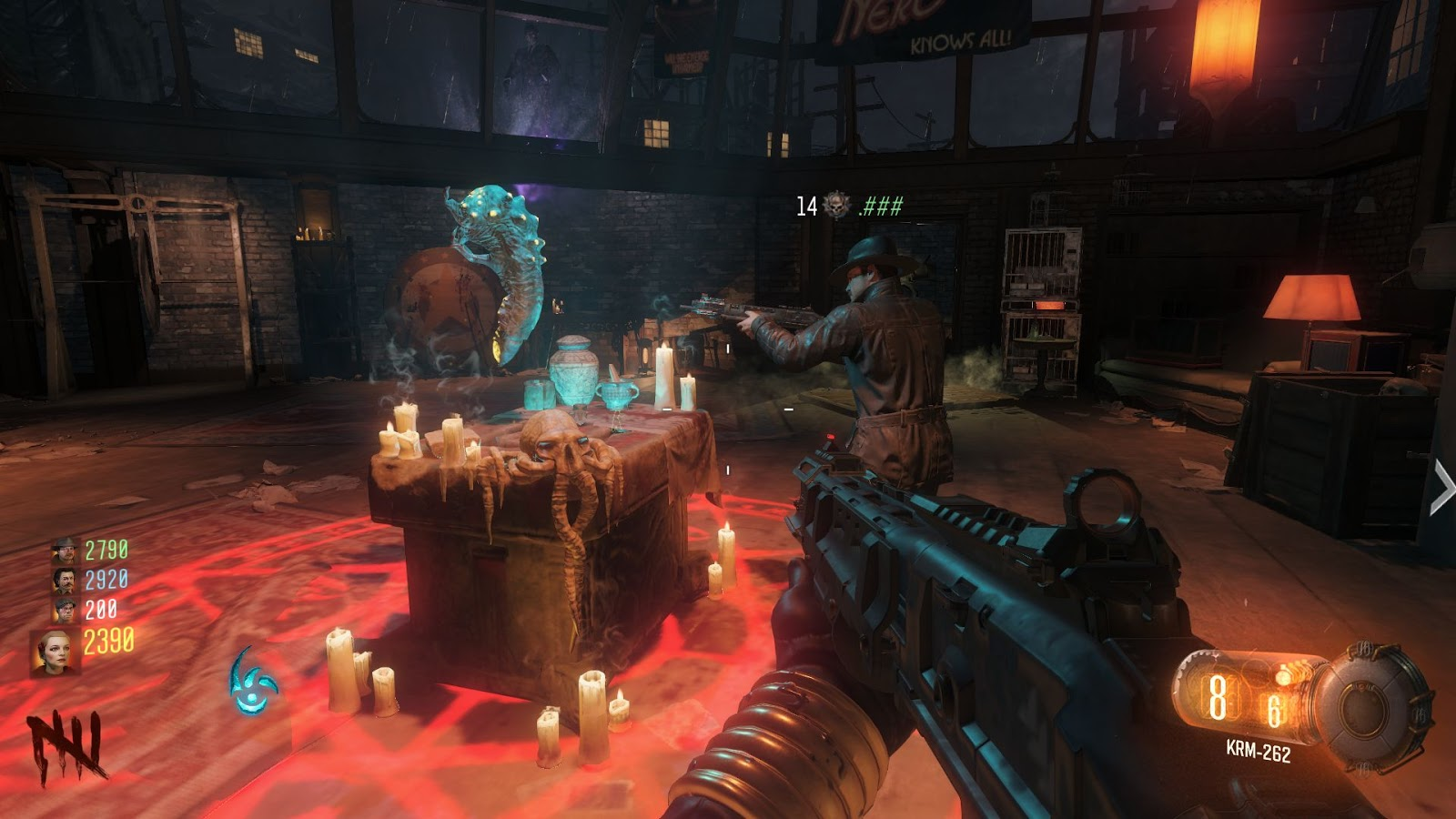 Black Ops 3's Zombies Chronicles upgrades some of the best Zombies maps for new and returning players alike.Chronicles also includes Black Ops 3 weapons, but they make very little difference in how you strategize--they're really just there to keep the collection in line with Treyarch's latest.