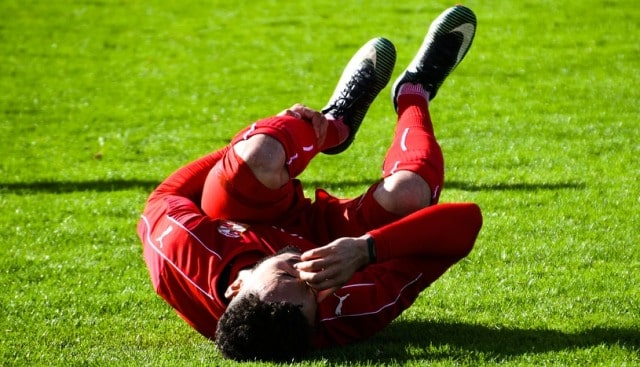 how to speed up recovery sports injury rice method
