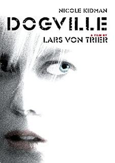 DVD cover, mostly white with Closeup of Nicole Kidman in greys.