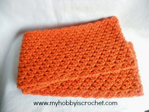 Doris Infinity Scarf - Free Crochet Pattern