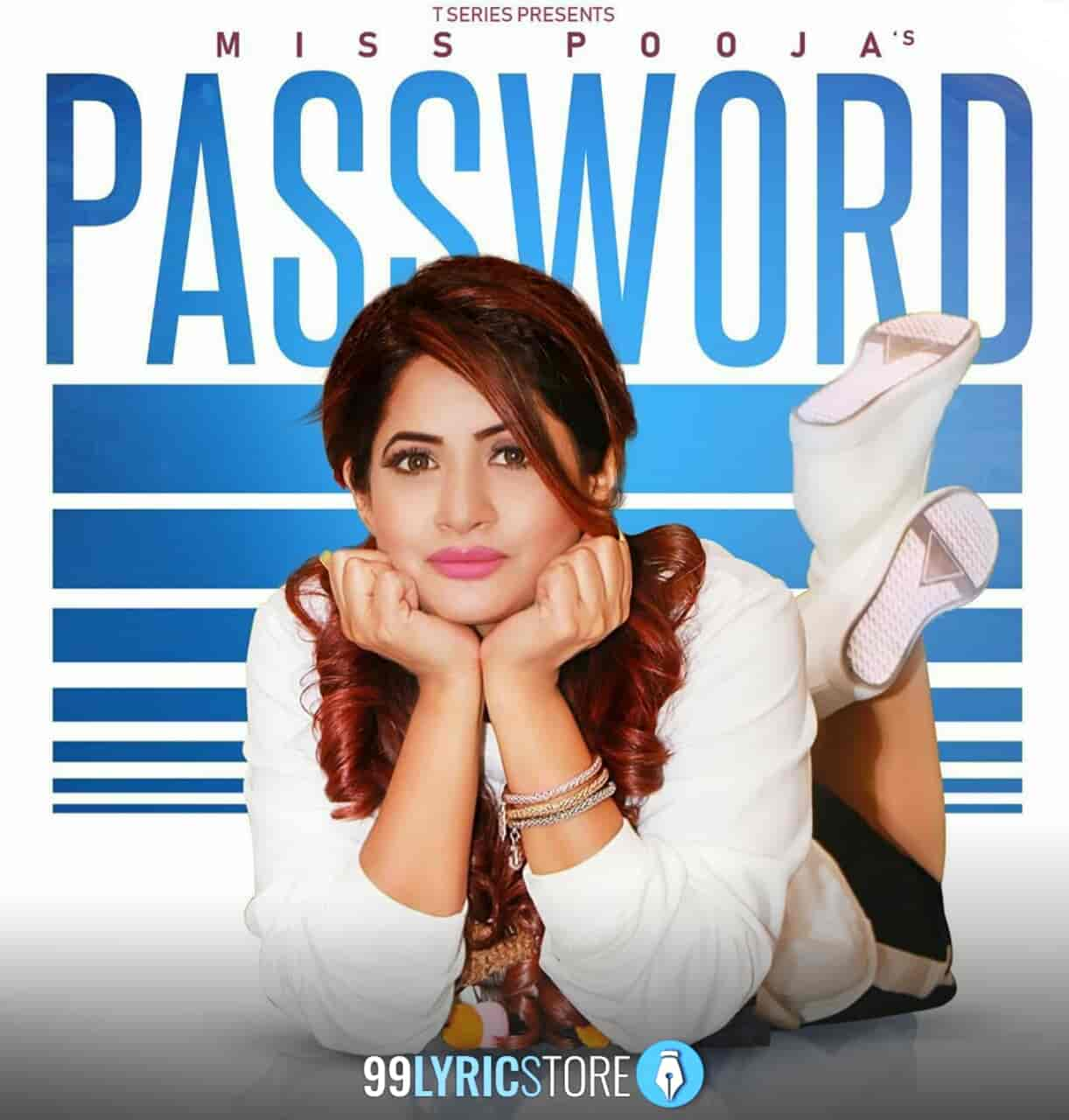 Password Punjabi song sung by Miss Pooja