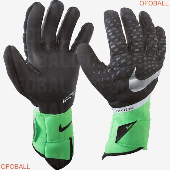 Sandalias Perfecto Se convierte en  All-New Nike Phantom Goalkeeper Gloves Silo Leaked - Footy Headlines