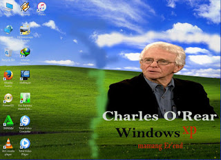 Wallpaper Windows XP dan Pembuatnya