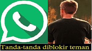 5 Tanda WhatsApp diblokir oleh Teman