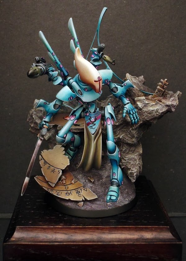 Eldar Wraithlord by julien.casses