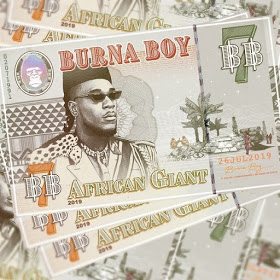 Download Full Album – Burna Boy – African Giant (Mp3/ZIP Download).
