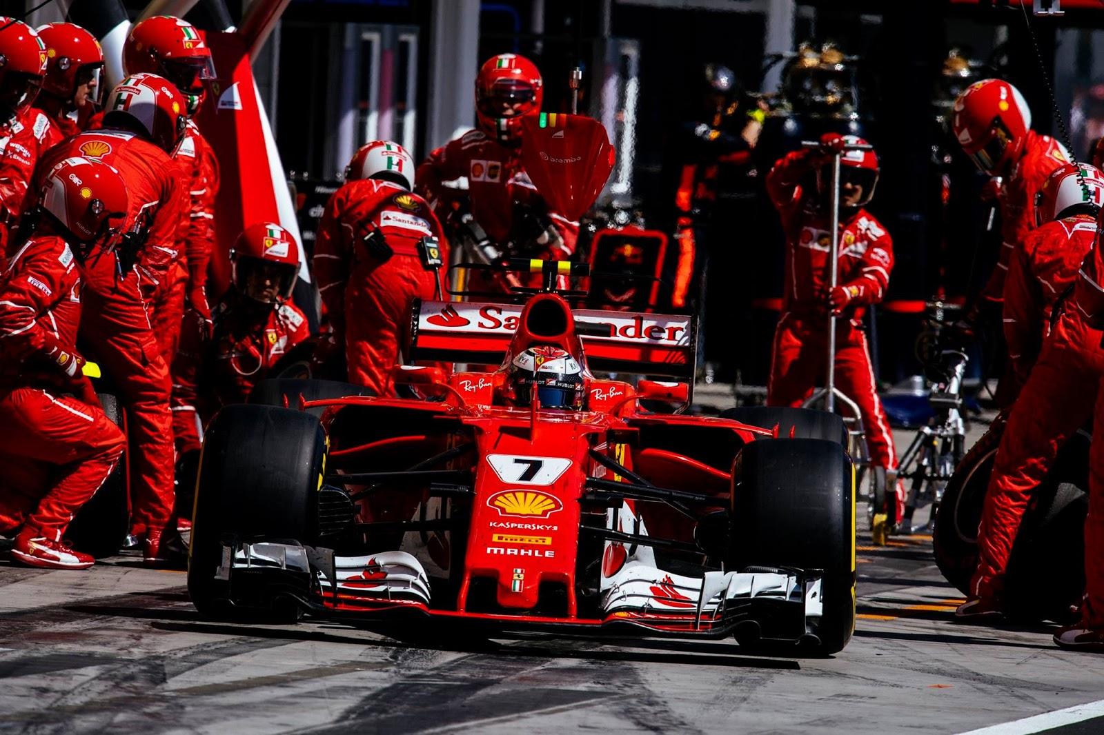 F1: Ferrari To Unveil 2018 F1 Car On February 22