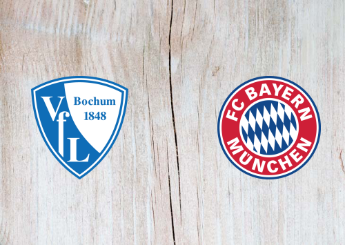 Bochum vs Bayern Munich Full Match & Highlights 29 October 2019