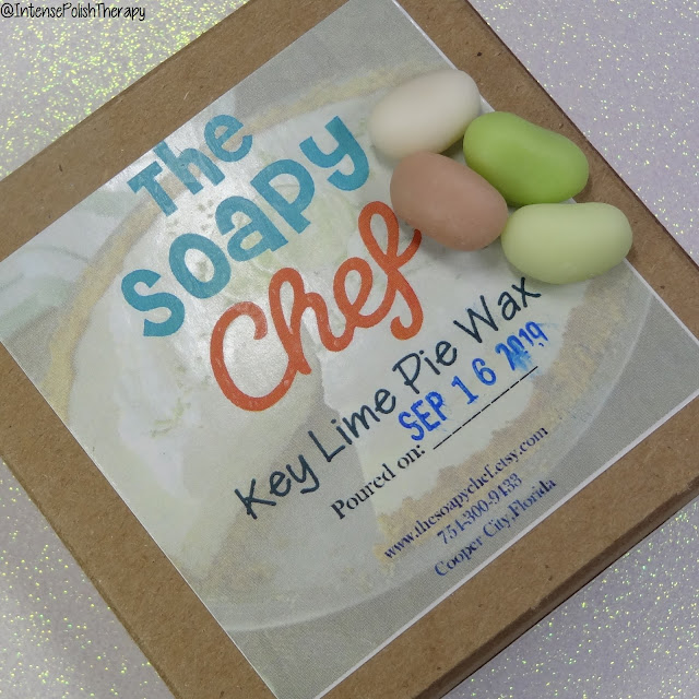 The Soapy Chef Key Lime Pie