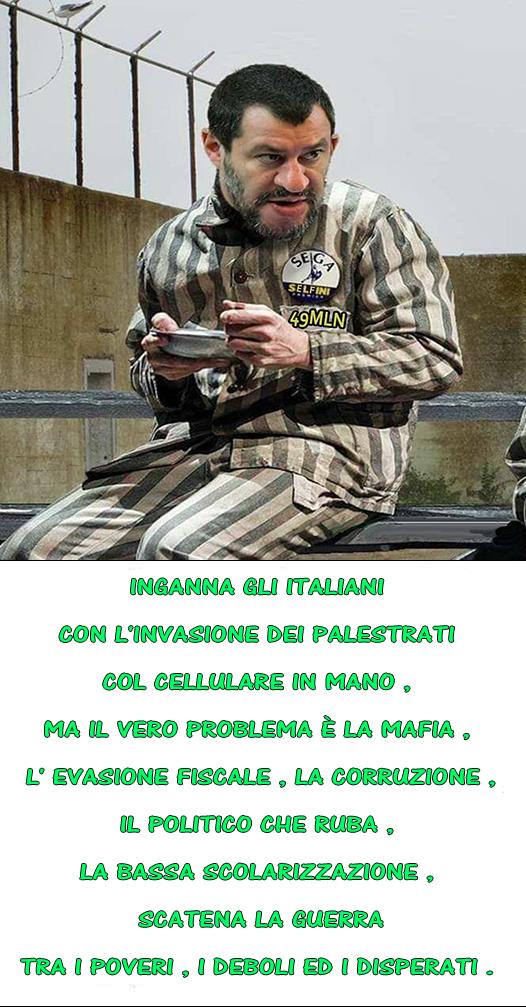 Arrestate Matteo Salvini