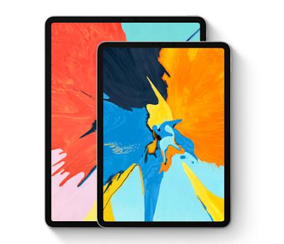 apple ipad pro 2018, display review