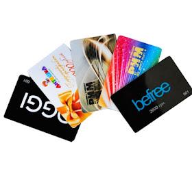 Cetak Kartu Member <del>Rp 5.000</del> <price>Rp 3.000</price> <code>IDC001</code>