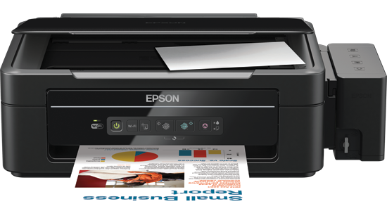 Epson L355 color CISS printer