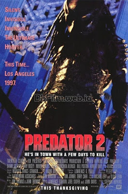 Sinopsis film Predator 2 (1990)