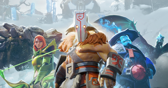 DOTA 2 : Official Game Direct Download