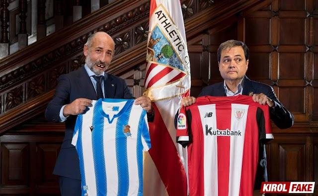 La Real Sociedad, nuevo club convenido del Athletic