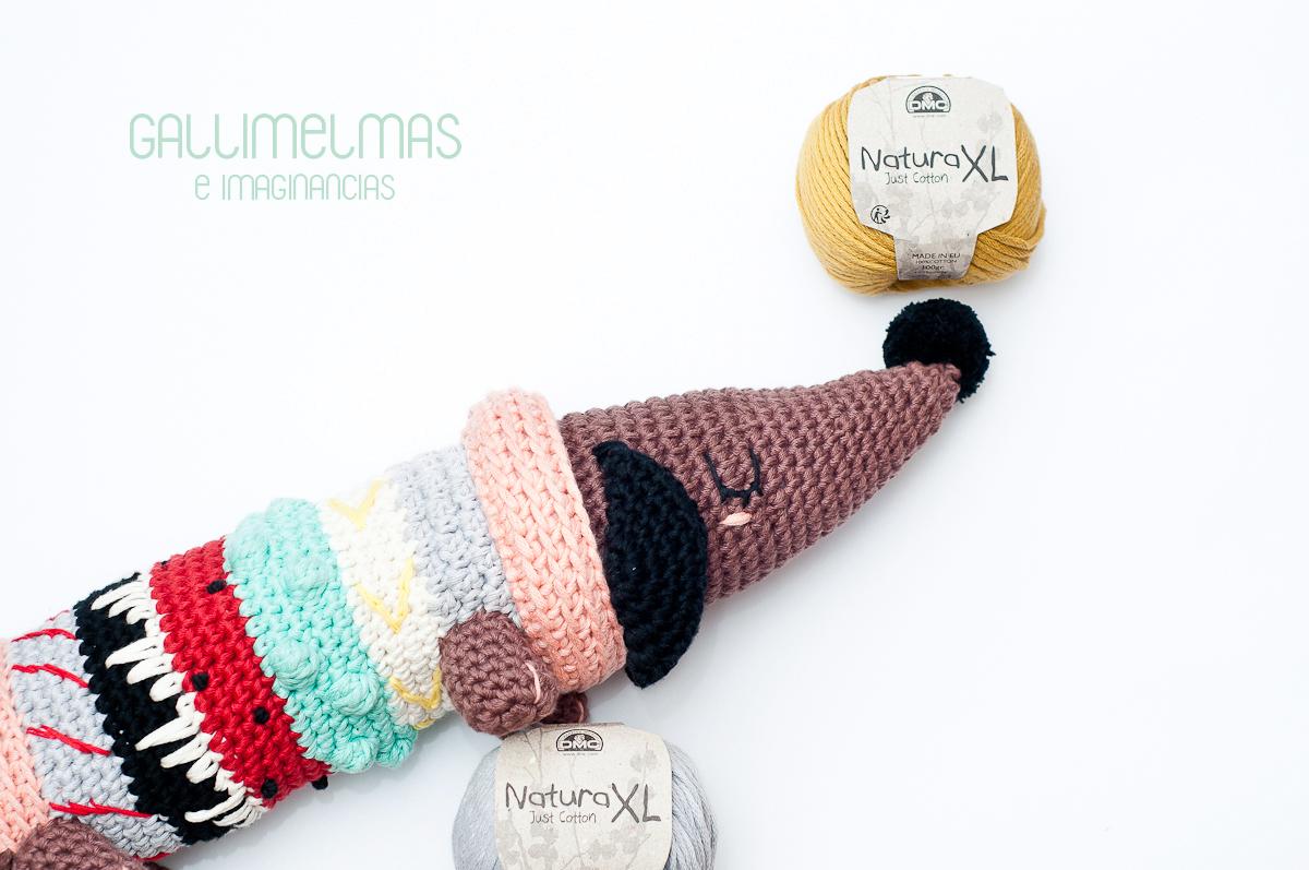 Ventajas y Desventajas de tejer con algodones XL   Gallimelmas e ...