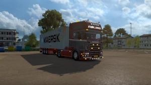 Kriechbaum Scania V8 Sound Mod 8.5