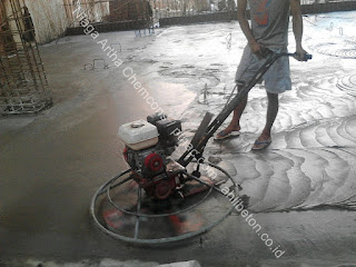 Floorhardener Tahap 2