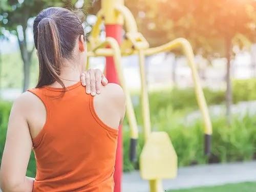 بعد التمرين، آلام فى جميع انحاء جسمك