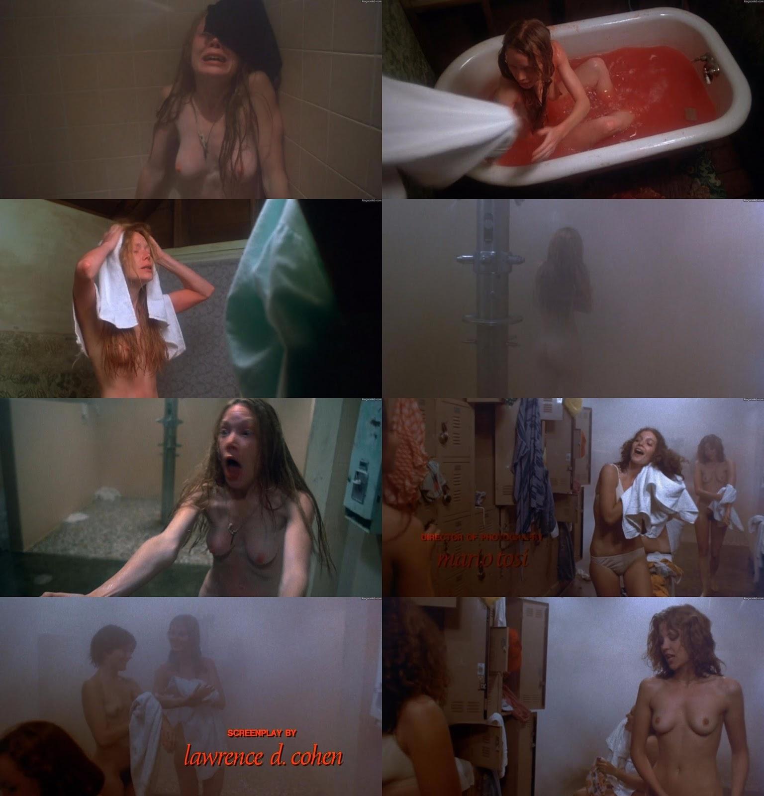 Alicia Bogo Desnuda sissy spacek, nancy allen & amy irving (1976) carrie