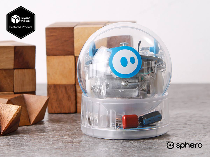 Sphero SPRK+ Programming Robot Is Now Available At Beyond The Box!