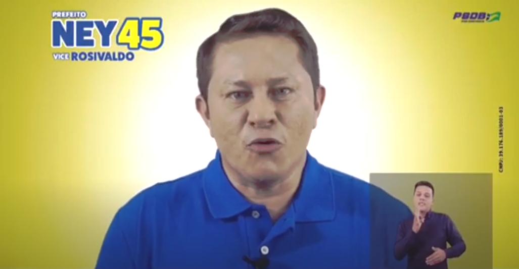 Veja o primeiro programa eleitoral do PSDB na TV para Prefeitura de Santarém