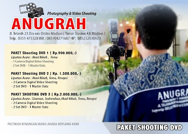 PAKET VIDEO GRAFI