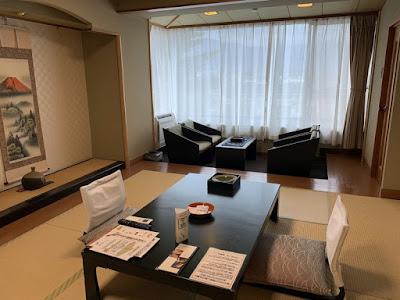 ホテル八田の客室