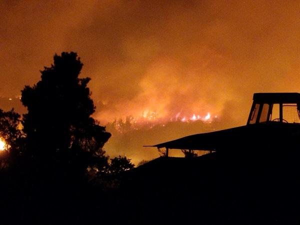 Στην κορυφή της διεθνούς επικαιρότητας οι πυρκαγιές στην Ελλάδα (βίντεο)