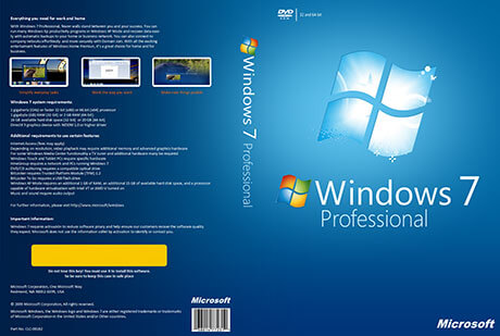Windows 7 Professional Full Version Free Download ISO