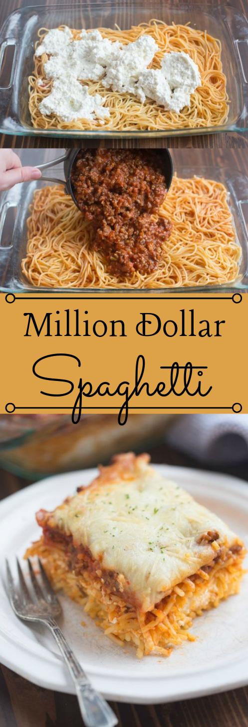 MILLION DOLLAR SPAGHETTI #spaghetti #vegan #dinner #breakfast #easy