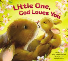 Little One, God Loves You: Book Review l LadyD Books