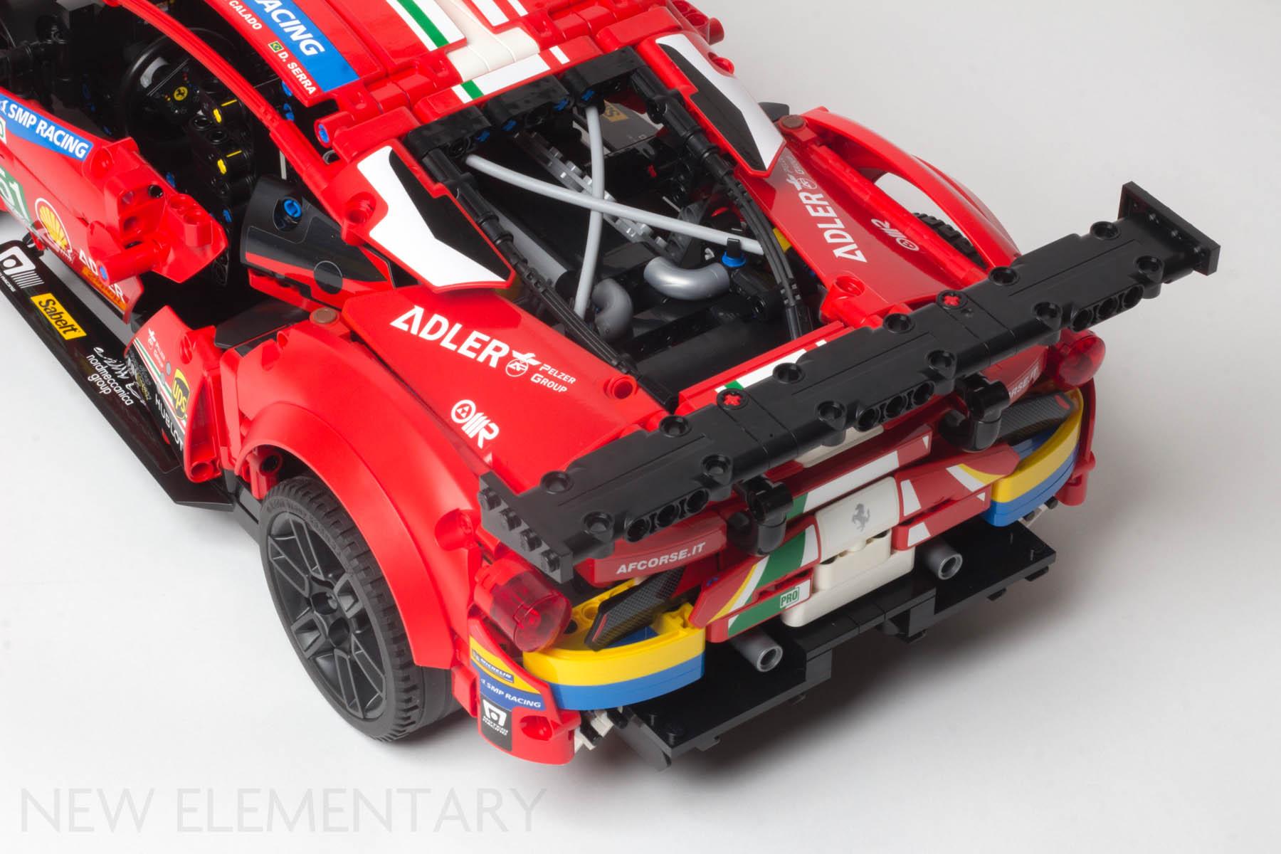 Lego Technic 4x Pin Friction Ridges Lengthwise 1 Pin Hole Dark Grey 15100 New