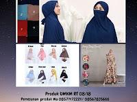 UMKM RT 08 RW 18 Wisma Jaya - Fesyen