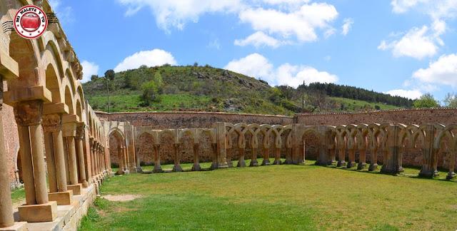 Claustro Arcos de San Juan - Zona Noreste y sureste