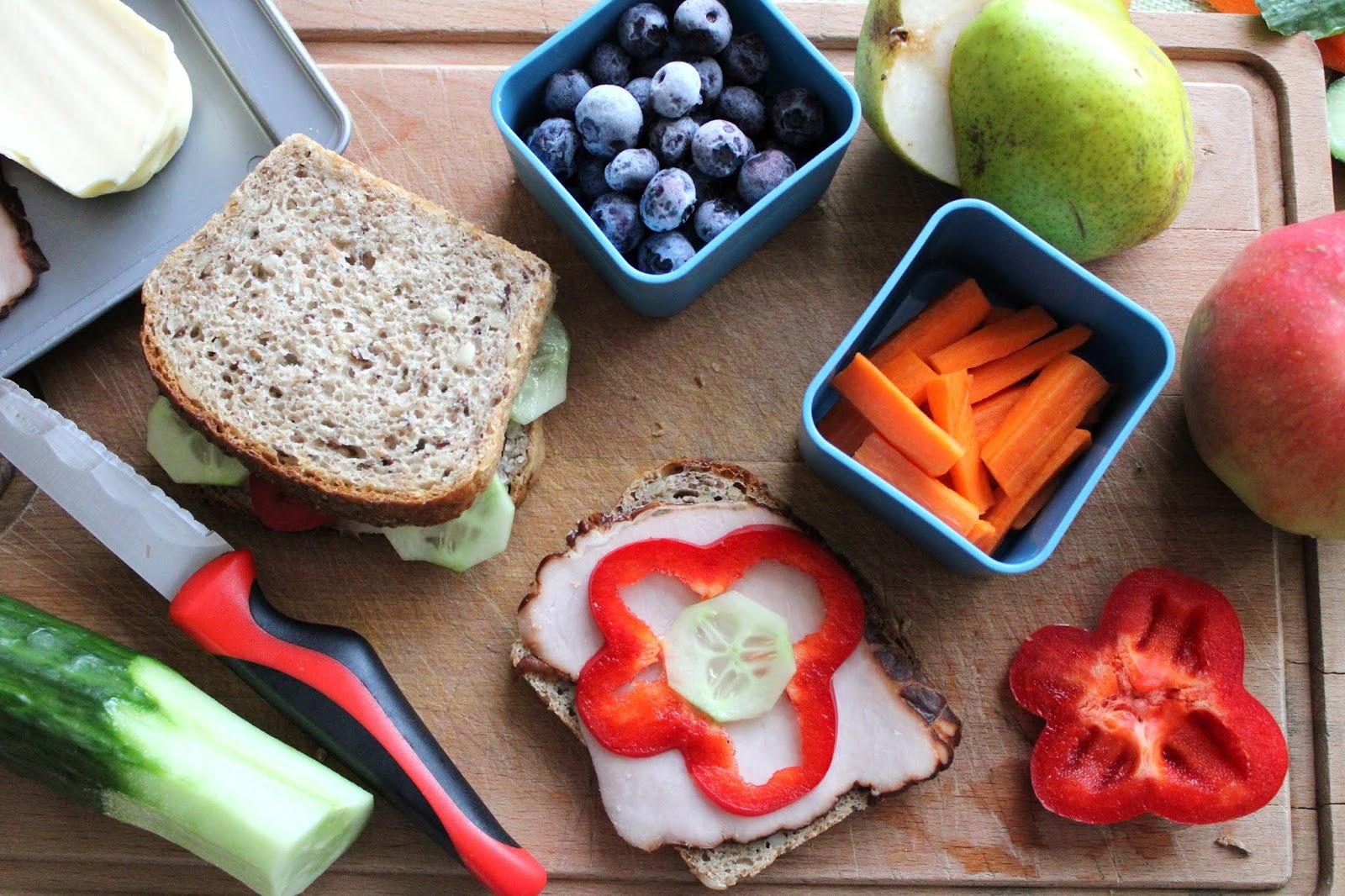 drugie śniadanie do szkoły i pracy