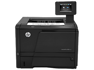 HP LaserJet Pro 400 M401dn drivers download