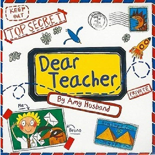 dear teacher picture book