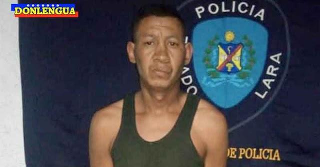 LA REINA DEL ARROZ CON POLLO | Detenido en Lara por abusar de menores de edad a cambio de caramelos