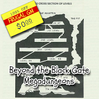 Free GM Resource: Megadungeons Discussion over at Beyond the Black Gate