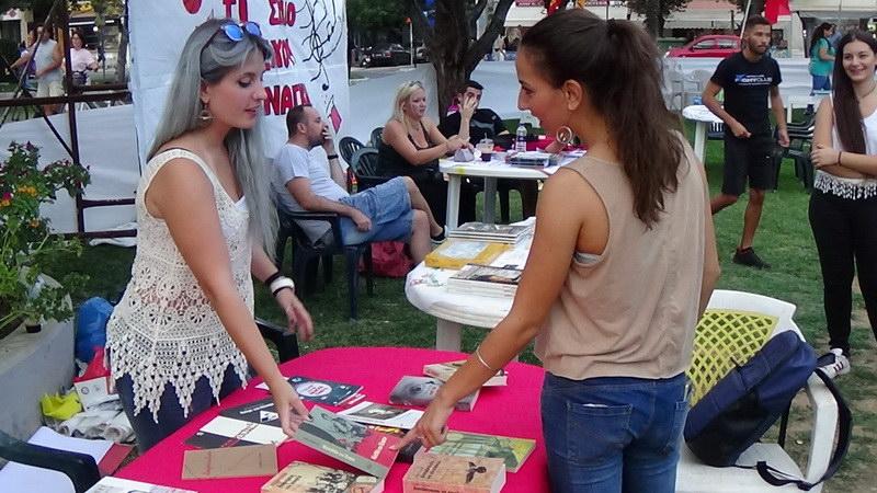 Με επιτυχία ολοκληρώθηκε το Φεστιβάλ ΚΝΕ - Οδηγητή στην Αλεξανδρούπολη