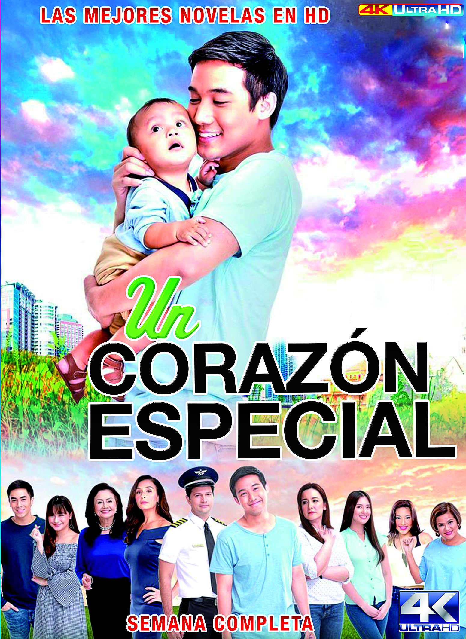 Un Corazon Especial (Filipinas) Descargar