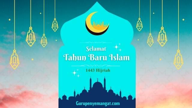 Puisi Tentang Tahun Baru Islam 1443 H yang Menyentuh Hati