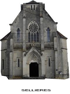 Eglise de Sellières