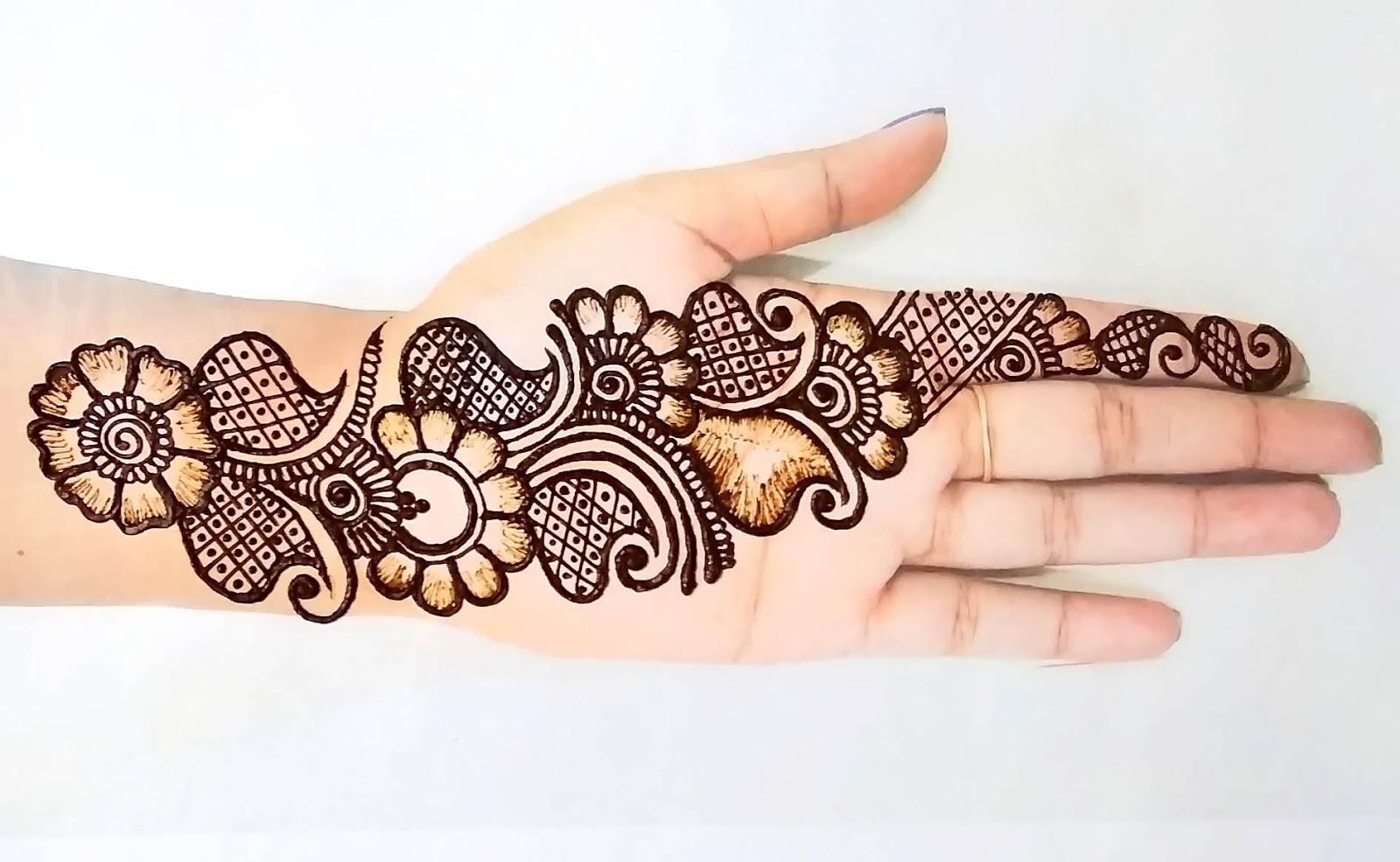 Mehndi Designs Eid special 2020
