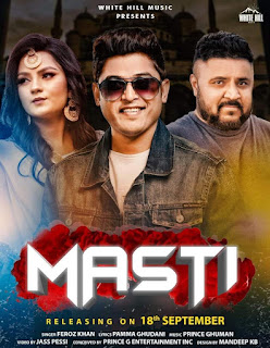 Masti Lyrics - Feroz Khan New Song 2019