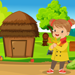 Games4king Funny Little Girl Rescue