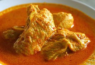 Resep Masakan Ayam Kari Spesial Lebaran